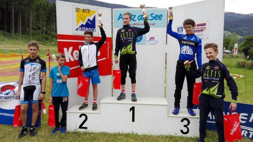 Kilian Kummerer 3. Platz