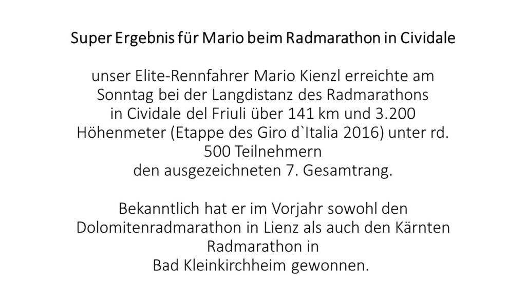 Mario Kienzl Marathon4
